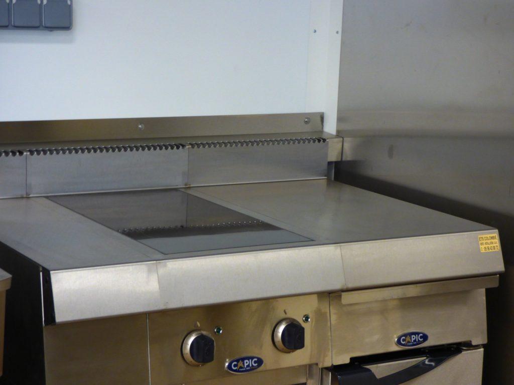 Quipement de cuisson pour professionnels bordeaux en for Equipement de cuisson